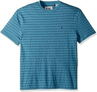 Men's Short Sleeve Stripe Tee