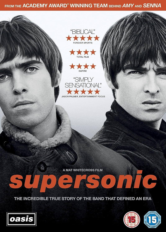 Oasis - Supersonic [Edizione: Regno Unito] [Reino Unido]