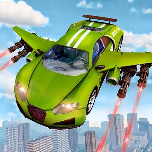 US Army Flying Car Transform Robot-Spiel