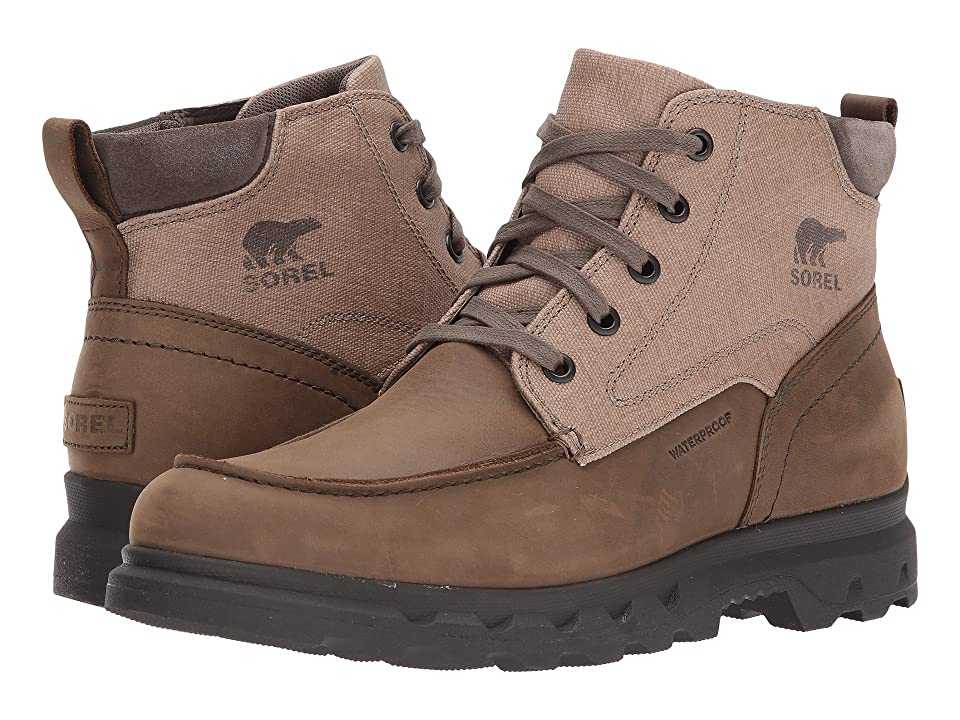 SOREL Portzman Moc Toe (Major/Concrete) Men