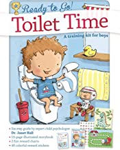 Toilet Time: A Training Kit for Boys (Ready to Go!)