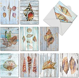 little seashell cards