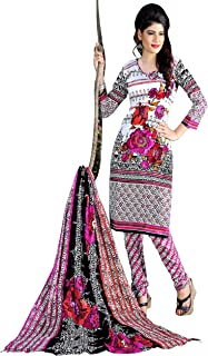 minu Women's Salwar Suits Sets Stitched