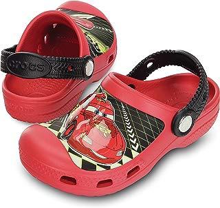 Calçado Infantil Lightning McQueen Crocs Red , Tamanho 22/23 BRA