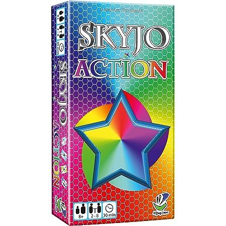 SKYJO Action, di Magilano - Il Nuovo emozionante Gioco di Carte per Bambini e Adulti.