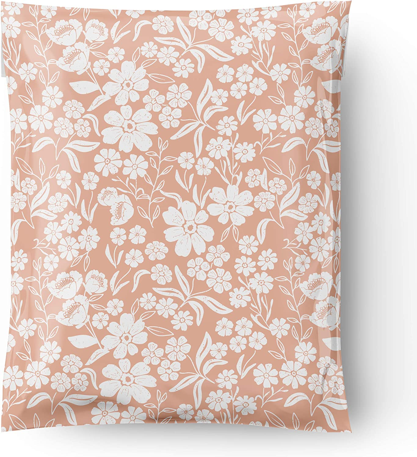 6x9 Poly Mailer Envelopes In a popularity 100 Colored Small-Sized Floral Des At the price Pcs