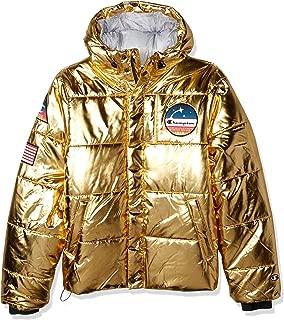 Best champion life metallic puffer jacket Reviews