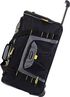 "Travelers Club 21"" Sierra Madre II Rolling Travel Duffel Luggage"