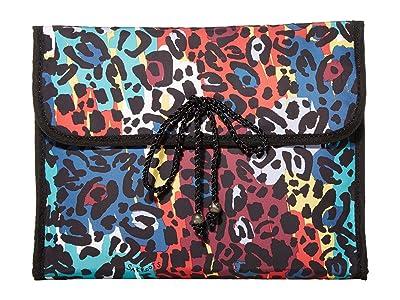 Sakroots Artist Circle Adventure Hanging Organizer (Multi Spotted Wildlife) Handbags