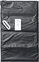 Ideal Security SK630 SOLO Pressure Mat Alarm With With Loud Buzz and Pleasant Chime, Triggered When Stepped On On, White Black