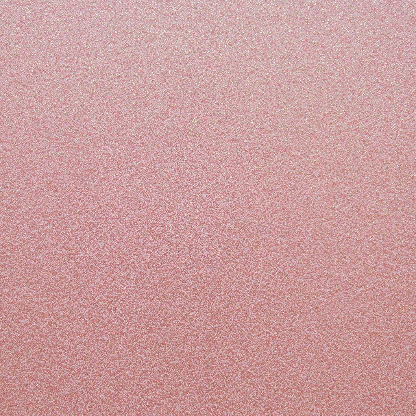 Best Creation 12-Inch by 12-Inch Glitter Cardstock, Sunset Peach