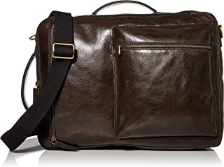 Fossil Black Leather