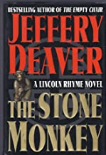 Jeffery Deaver 2 Volume Hardback collection (Speaking In Tongues & The Stone Monkey)