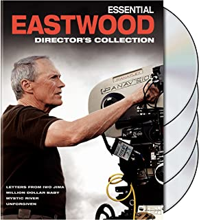 Essential Eastwood: Director`s Collection (Letters from Iwo Jima / Million Dollar Baby / Mystic River / Unforgiven)