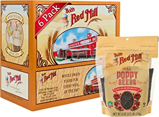 Best bob's red mill poppy seeds Reviews