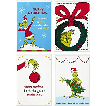 Amazon.com : Image Arts Boxed Christmas Cards Assortment, Classic