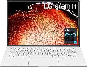 "LG Gram 14Z90P - 14"" WUXGA (1920x1200) Ultra-Lightweight Laptop, Intel evo with 11th gen Core i5..."