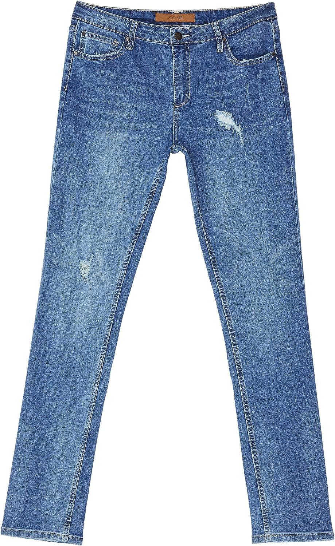 Joe's Jeans Boy's Brixton Straight & Narrow Jeans in Rocker Wash (Big Kids) Rocker Wash 10 Big Kids