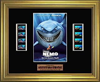 Finding Nemo Disney - Framed double filmcell picture (gd)