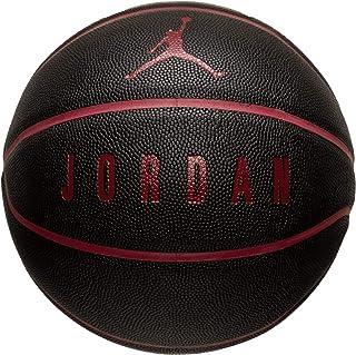 Jordan Pallone Unisex Adulto, Rosso/Nero, 7