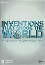 Inventions that Shook the World (4-DVD Set) A voyage of discovery through life-changing inventions (PAL all-region format)