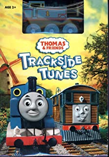 Thomas & Friends Trackside Tunes With Bonus Pack Thomas Wooden Train