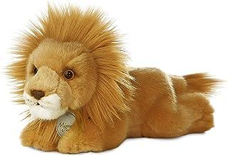 Aurora, 13172, MiYoni Lion, 8In, Soft Toy, Brown