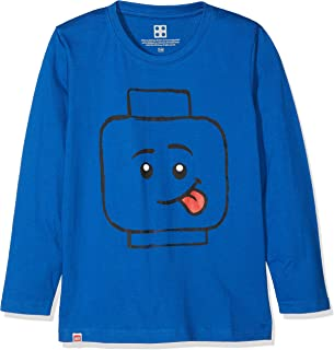 LEGO Boy CM-73445 Tshirts (134) Blue