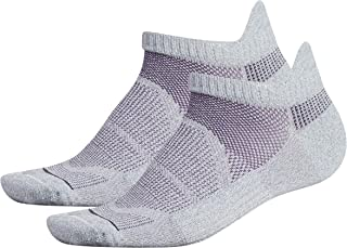 adidas, Women's Suprelite Prime Mesh Iii No Show (2-pack) Calcetines Mujer