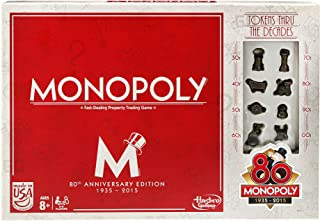 Monopoly Game (80th Anniversary)