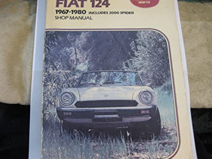 Manual Fiat Coupe Books