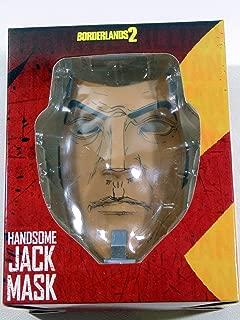 Borderlands 2 Handsome Jack Mask - Loot Crate Exclusive