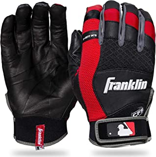 Franklin Sports MLB X-Vent Pro Batting Gloves (Pair)