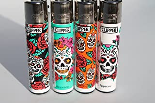 Best day of the dead clipper lighter Reviews