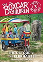 The Detour of the Elephants (The Boxcar Children Great Adventure Book 3)