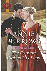 The Captain Claims His Lady: A Regency Historical Romance (Brides for Bachelors Book 3) Kindle Edition