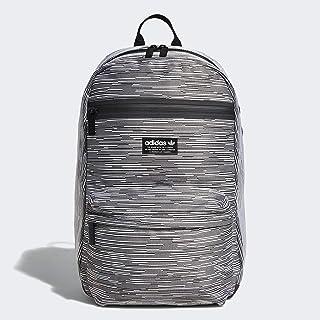 Originals Unisex National Primeknit Backpack, Prime Knit Rib/Black, ONE SIZE