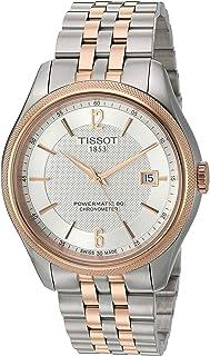 Tissot - BALLADE POWERMATIC 80 T108.408.22.037.01 Reloj Automático para hombres