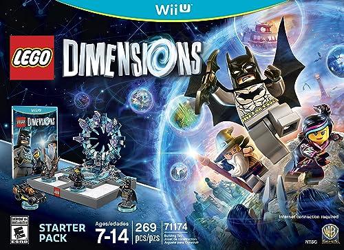 wholesale LEGO Dimensions Starter Pack - lowest Nintendo Wii online sale U sale