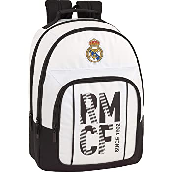 Blanco Real Madrid 2018 Cartable Blanc 43 cm