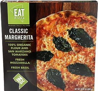 Eat Pizza, Pizza Classic Margherita, 10.69 Ounce (Frozen)