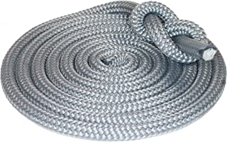 Outdoorseil ECO-Dock-PP Silber -Allzweck Seil Durchmesser10mm Tauwerk Seil Länge: 10m