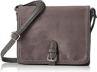 TOM TAILOR Umhängetasche Damen Vivian, 8x18x22 cm, Damen Handtasche