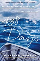 Cover image of 438 Days by Jonathan Franklin