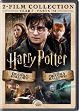 Harry Potter: The Complete 2 Movies Collection (Years 7 - Part 1 & 2) (2010, 2011) - HP and the Deathly Hallows Part 1 + HP and the Deathly Hallows Part 2 (2-Disc)