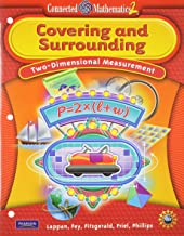 CONNECTED MATHEMATICS GRADE 6 STUDENT EDITION COVERING AND SURROUNDING