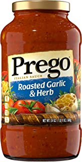 Prego Pasta Sauce, Roasted Garlic and Herb,680g