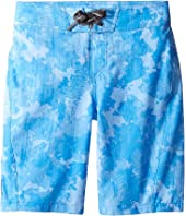 Under Armour Kids - UA Barrel Boardshorts (Big Kids)
