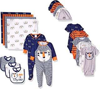 Baby Boys' 19-Piece Essentials Gift Set
