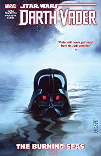 Star Wars: Darth Vader: Dark Lord of the Sith Vol. 3: The Burning Seas (Darth Vader (2017-2018)) (English Edition)